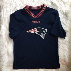 Vintage Patriots Jersey